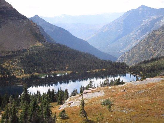 West Glacier, MT: Hidden Lake