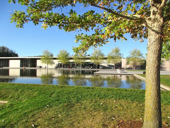 Williamstown, MA: Reflecting pools