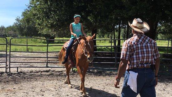 มัลเบอร์รี, ฟลอริด้า: Kickin' Spurs Rodeo