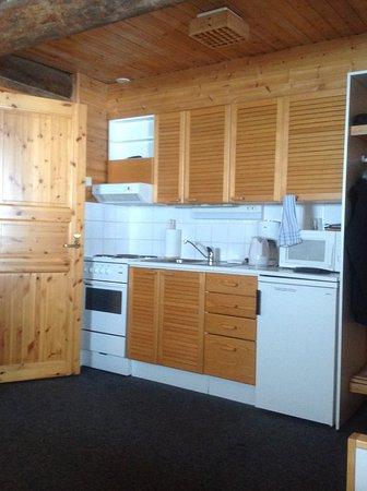 Iso-Syote, Finland: Kitchen unit