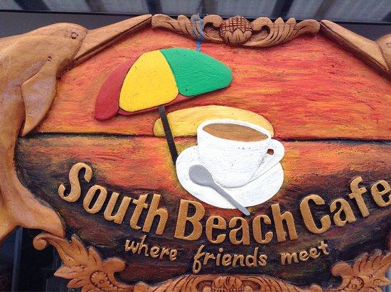 South Fremantle, Australie : South Beach Cafe