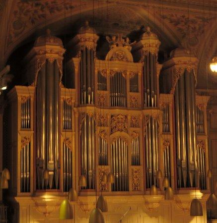 Tonhalle Gesellschaft : Tonhalle Organ - Zurich