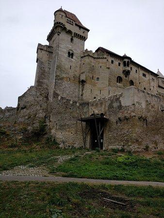 Burg Liechtenstein: castle