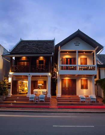 Hotel Villa Deux Rivieres-bild