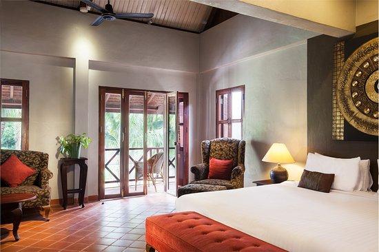 Zdjęcie Hotel Villa Deux Rivieres