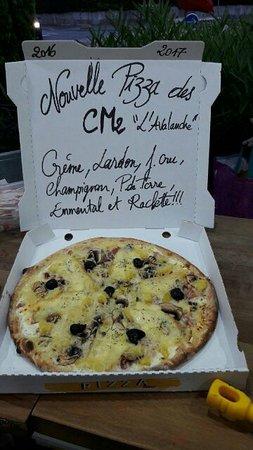 Coincoin Pizza Velleron
