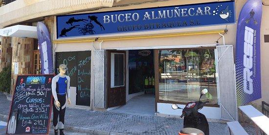 Buceo Almunecar