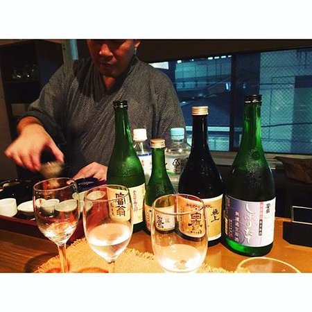 Sake Exploration of Kansai
