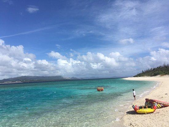 Minna-jima Island