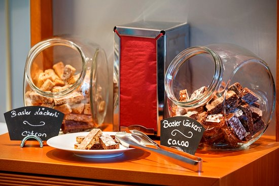 Metropol Hotel Basel : Complimentary Sweeties