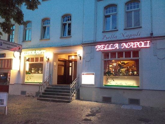 Bernburg, Tyskland: Ristorante Bella Napoli