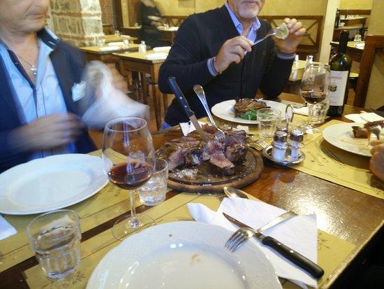 All'Antico Ristoro Di Cambi: La Fiorentina
