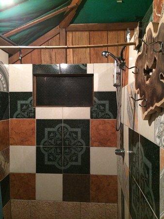 Puerto Viejo de Sarapiqui, Costa Rica: Bathroom
