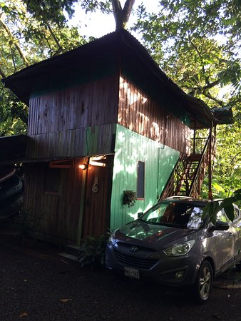 Puerto Viejo de Sarapiqui, Costa Rica: Treehouse