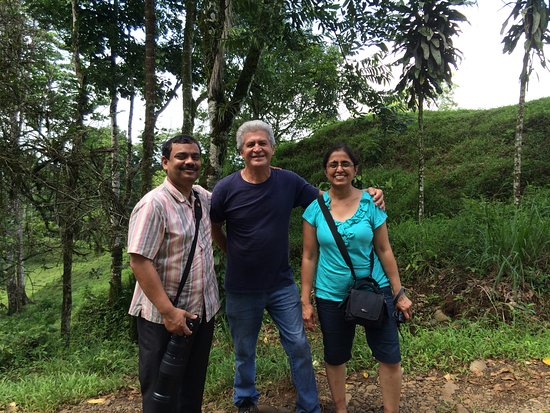 Puerto Viejo de Sarapiqui, Costa Rica: Alex Martinez : a lovely man