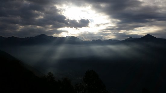 Lumino, İsviçre: Osteria Saurù