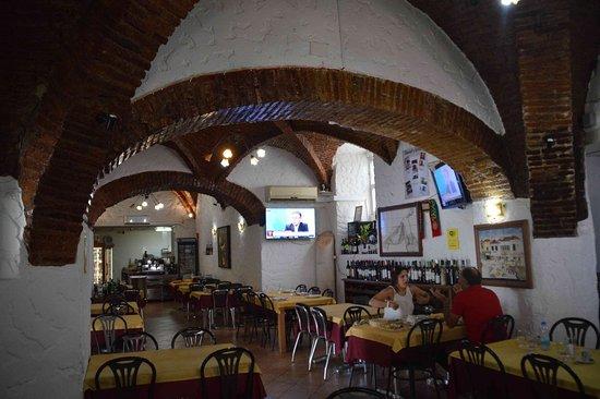 O Paco Ducal Vila Vicosa: Salle à manger