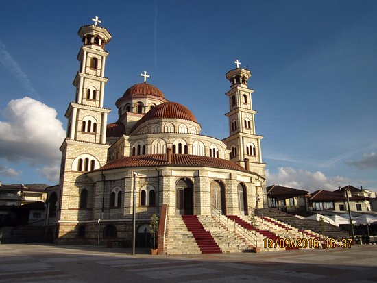 Ngjallja e Krishtit Cathedral