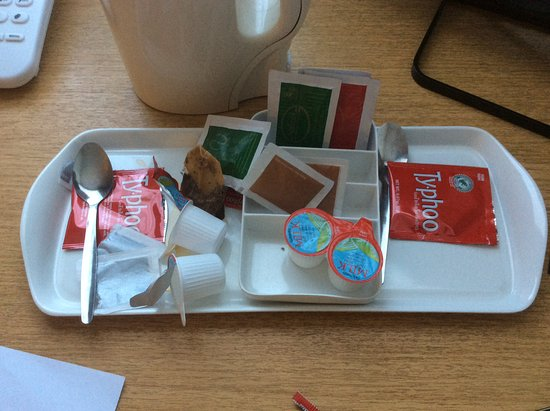 Two Tea Bags For People Sugar Picture Of