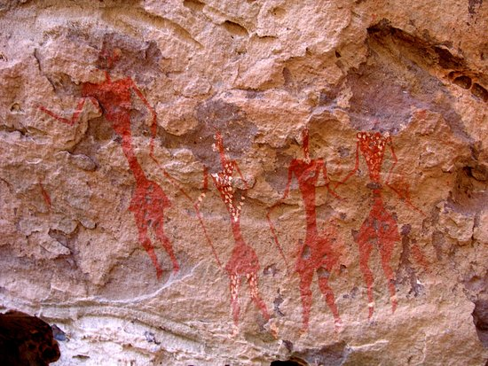 Ghat, Libya: Cave Art of Acacus