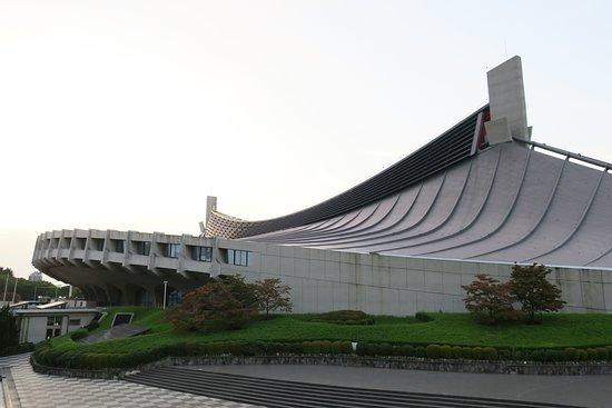 สนามกีฬาแห่งชาติโยโยงิ