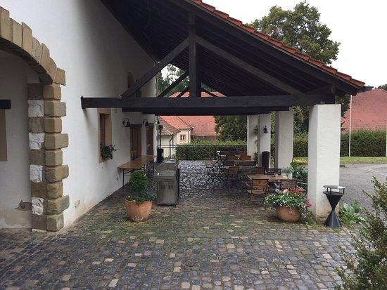 Theley, Alemania: Hotel Hofgut Imsbach