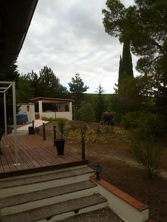 B & B in Limoux at Domaine St George Photo