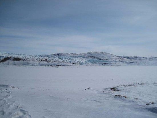 Kangerlussuaq, Greenland: Landscape