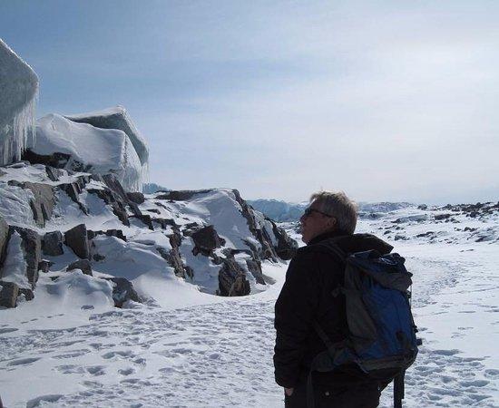 Kangerlussuaq, Greenland: Our guide