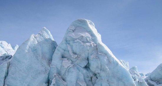Kangerlussuaq, Greenland: Russel Glacier