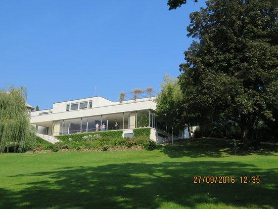 Брно, Чехия: Villa Tugendhat