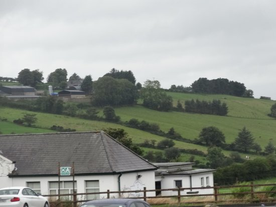 Ballygawley, UK: View from our room