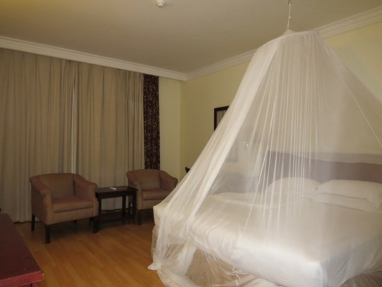 The Arusha Hotel Bild