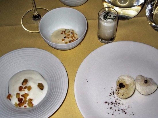 Le Moissonnier: Dessert