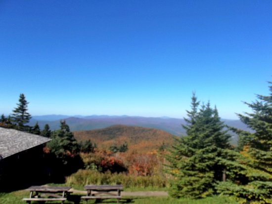Adams, MA: View from the summit