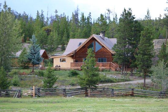Kleena Kleene, Kanada: Die Ranch