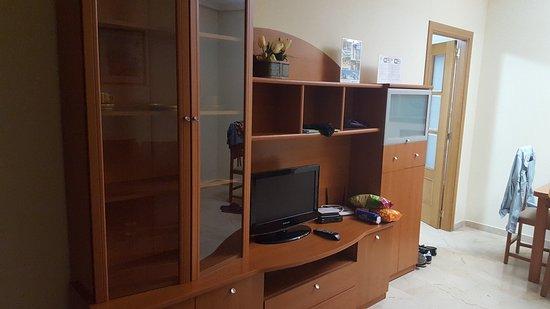 Gemelos XX Apartments: 20161003_080153_large.jpg