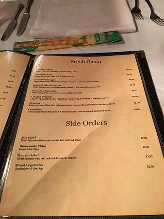 Goole, UK: La Anchor Bar & Pizzeria