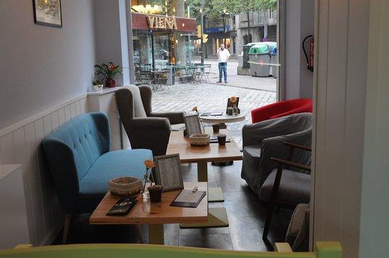 Comedor vintage - Picture of Metropolitan, Girona - TripAdvisor