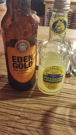 Askham, UK: Eden Gold & Lemonade