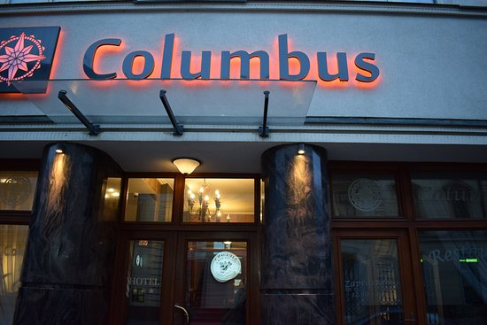 Hotel Columbus-billede