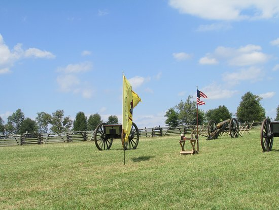 Camp Nelson Civil War Heritage Park: Another view