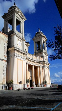 Valmontone, Italia: Chiesa di Santa Maria dell'Assunta