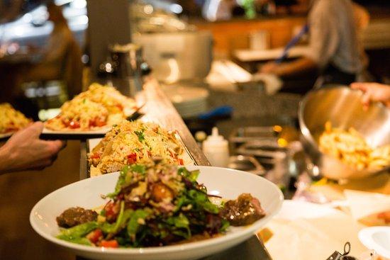 Rathgar, Irland: Steak Salad