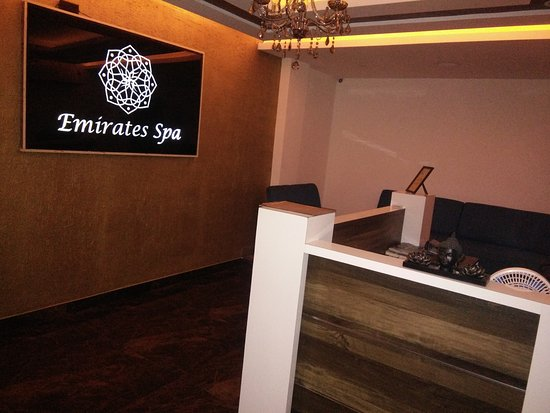 Emirates Spa