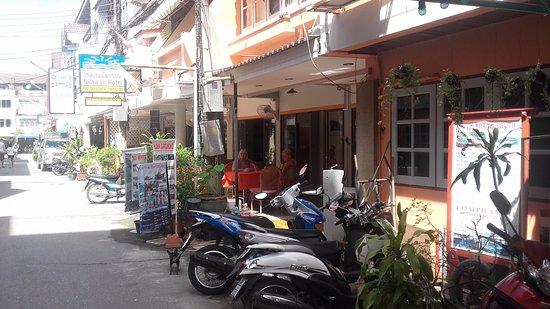 Nilawan Guest House Hua Hin: rue