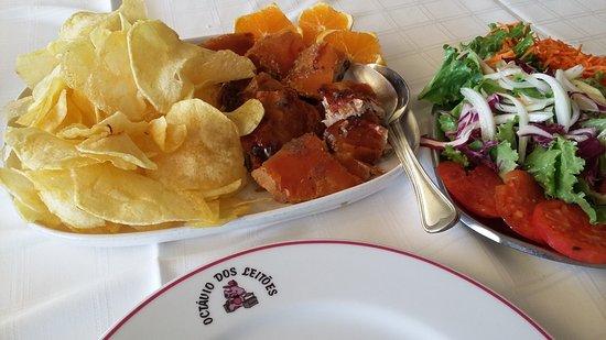 Beiras, Portugal: Restaurante Octavio dos Leitoes