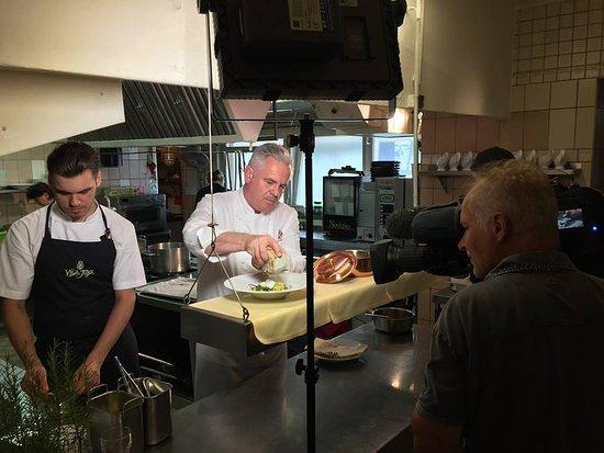 Egg am See, Oostenrijk: Kateraufnahmen in der Tschebull Küche