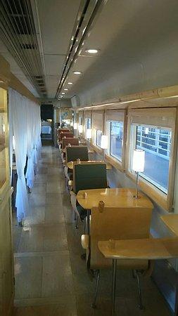 Kyushu-Okinawa, Japan: おれんじ食堂に乗ってきました