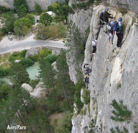 Acro'Parc Aventure (Die, France): UPDATED 2018 All You ...